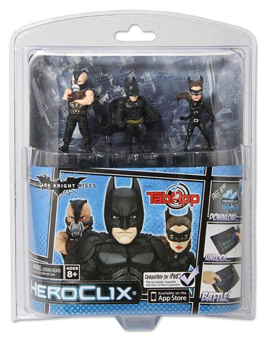 The Dark Knight Rises Heroclix