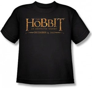 The Hobbit Opening Day t-shirts