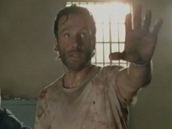 The Walking Dead Killer Within