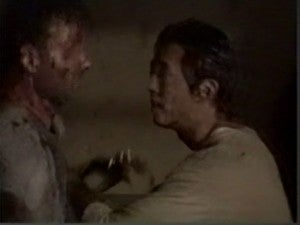 The Walking Dead Say The Word Rick And Glenn