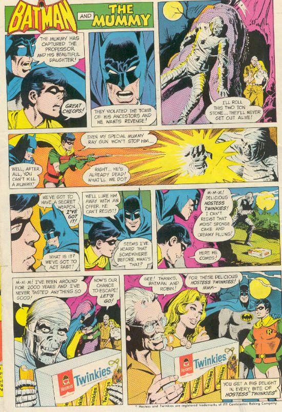 Twinkies Batman