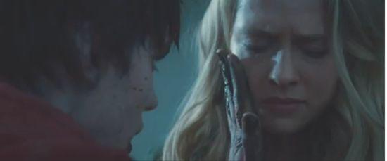 Warm Bodies Zombie in love