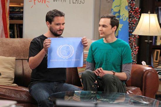 Wil Wheaton The Big Bang Theory