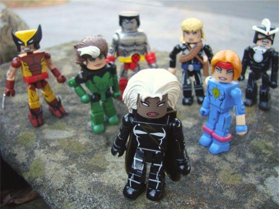 X-Men Minimates