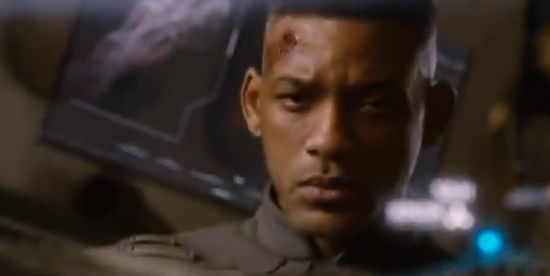 After Earth Will Smith accent