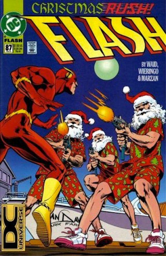 Flash Christmas Cover