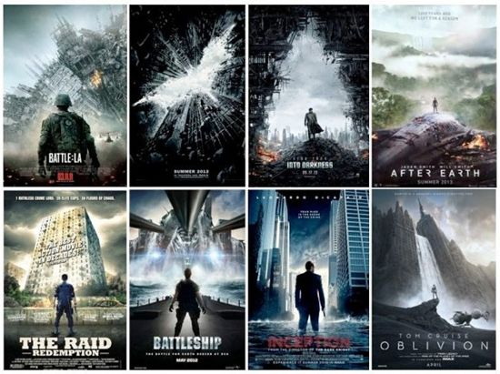 Copycat Movie Posters