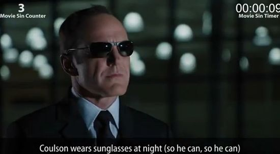 Coulson sunglasses