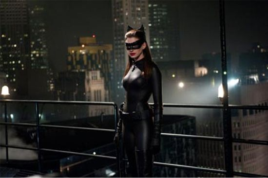 The Dark Knight Rises: Catwoman Spinoff Exists In Anne Hathaway's Imagination