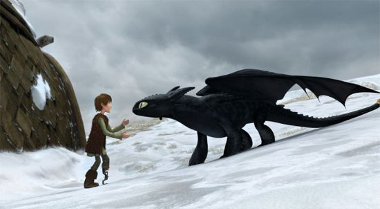 Dreamworks Dragons Gift of the Night Fury