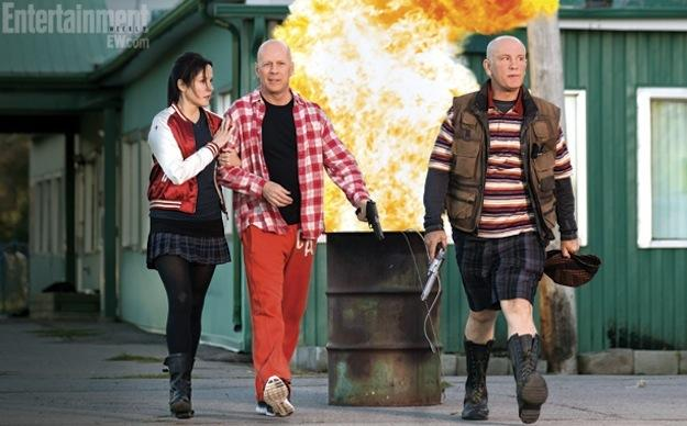 RED 2's First Official Image Features Bruce Willis, Mary Louise Parker, John Malkovich