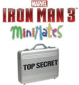 Iron Man 3 Minimates