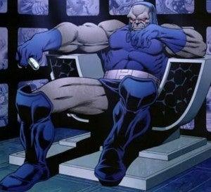 Justice League movie villain Darkseid