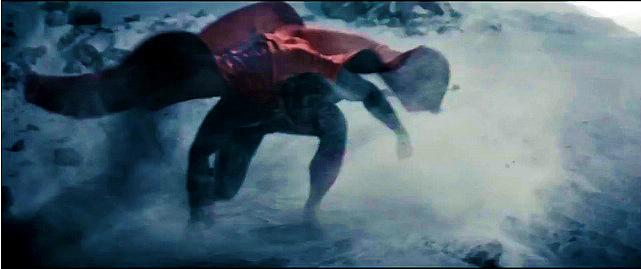 The Man of Steel Trailer's Most Controversial Moment: What's With