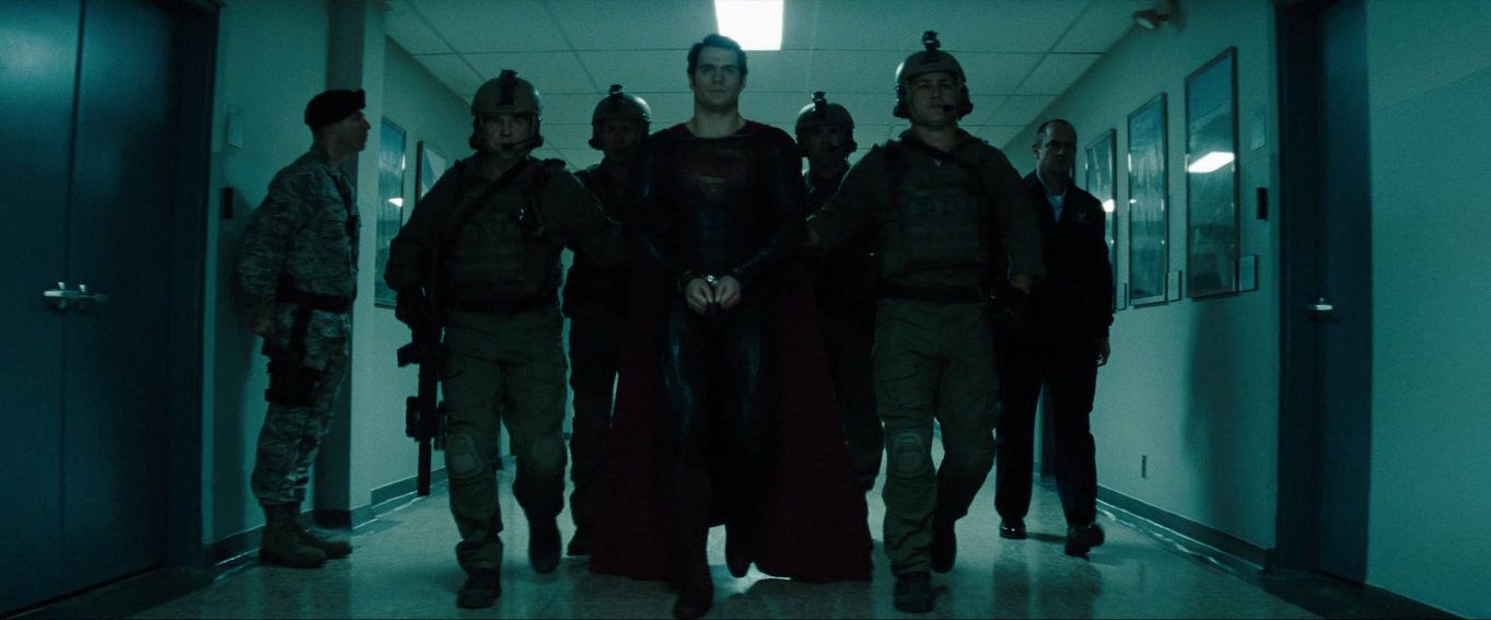 Man of Steel: Five Characters Notably Absent