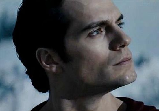 Man of Steel Trailer Review