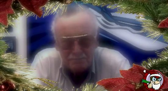 Stan Lee Reads Twas The Night Before Christmas