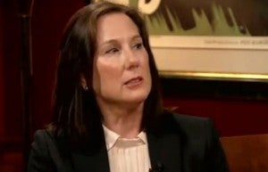 Star Wars Video Kathleen Kennedy