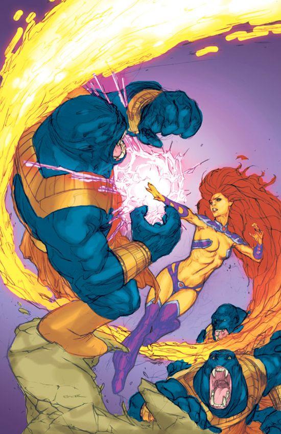 Starfire DC Universe Presents