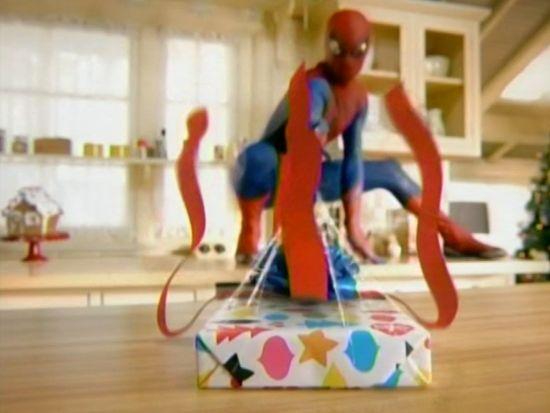 Target Spider-Man