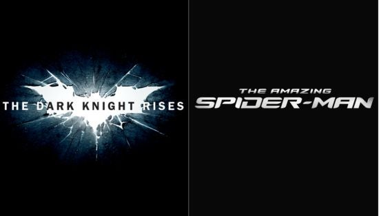 The Dark Knight Rises & The Amazing Spider-Man