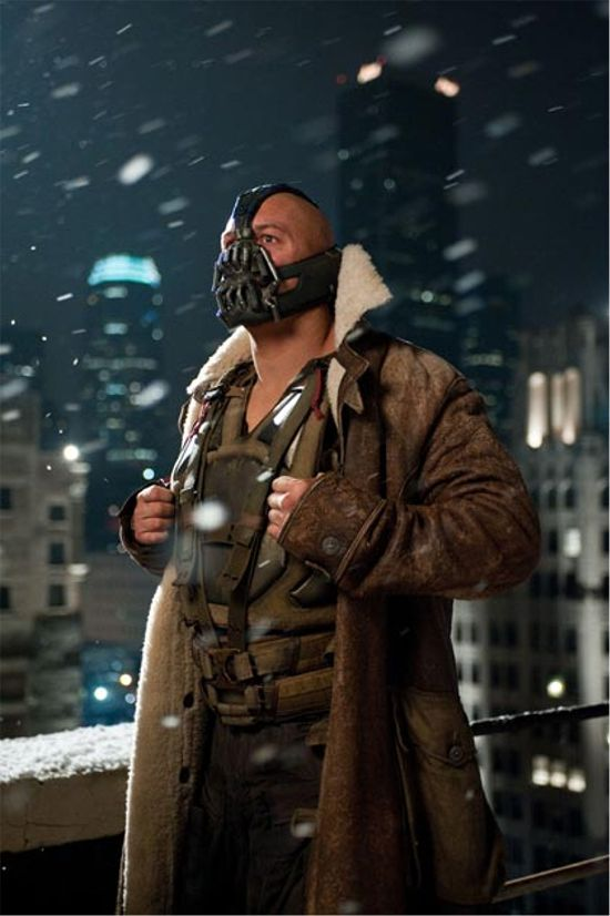 The Dark Knight Rises Tops IMDb's User Rated Movies Of 2012