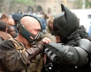 The Dark Knight Rises Science Violations