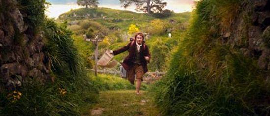 The Hobbit Opening Night Box Office