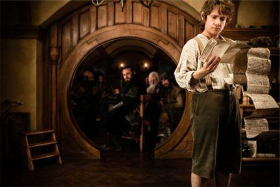 The Hobbit Worst Movie of the year