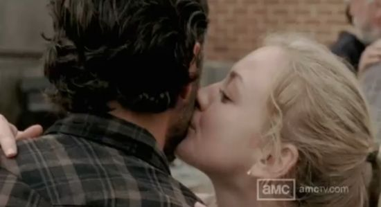 The Walking Dead The Suicide King Beth