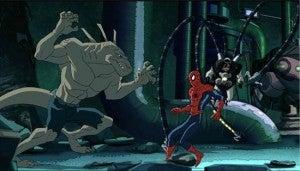 Ultimate Spider-Man Lizard