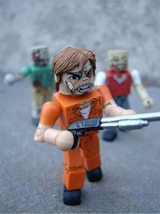 Walking Dead Minimate prison