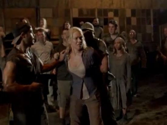 The Walking Dead The Suicide Kind Andrea