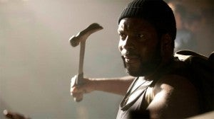 Chad Coleman as Tyreese in AMC's The Walking Dead