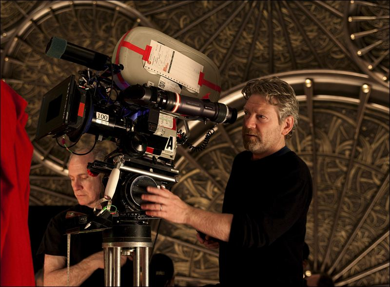 Thor Director Branagh Negotiating to Direct Disney's Cinderella