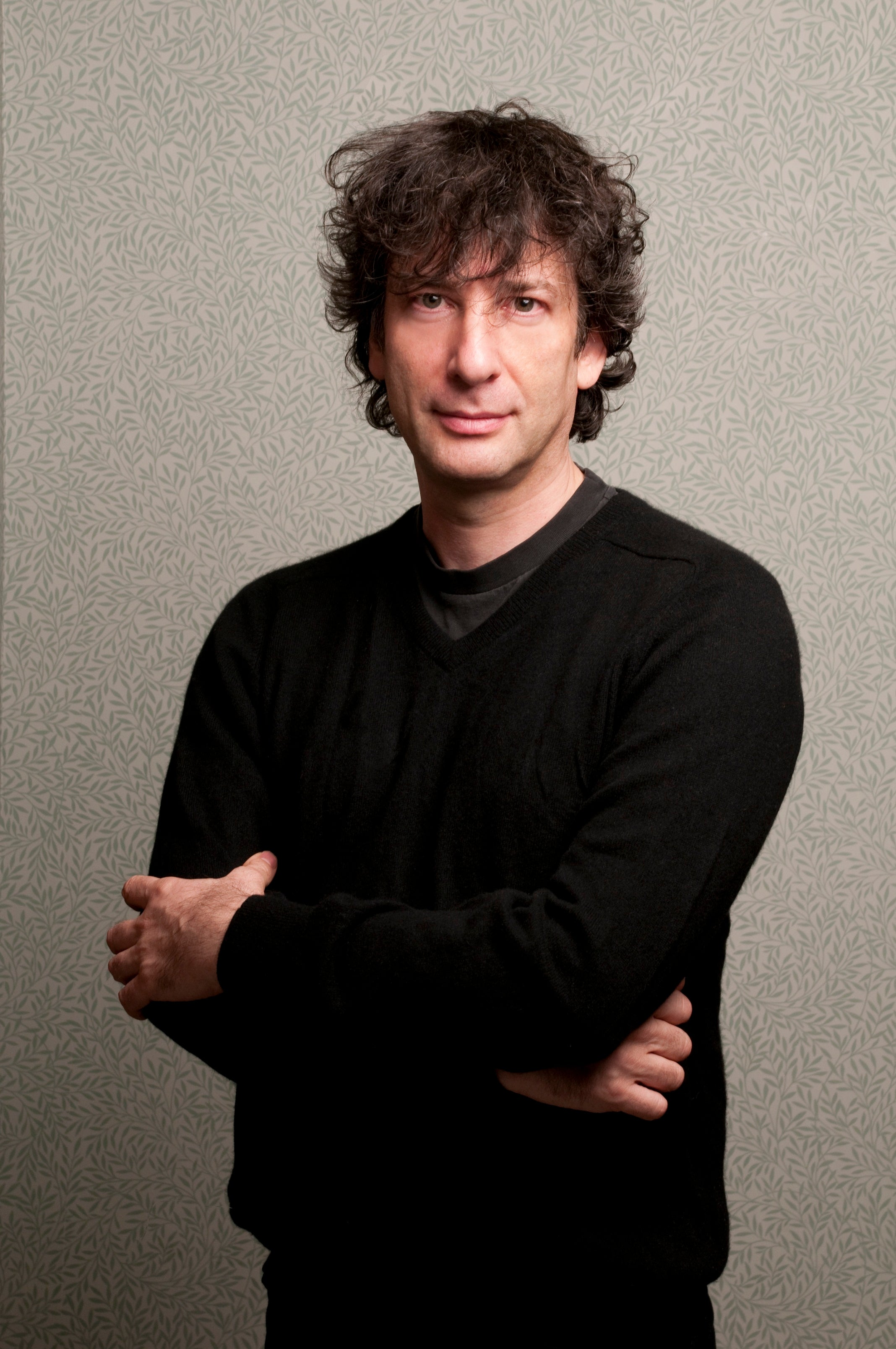 Neil Gaiman (Photo Credit Kimberly Butler)