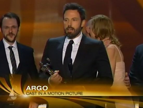 Argo SAG Award