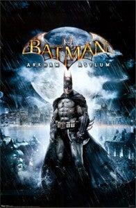 Batman Arkham Asylum Movie