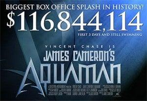 Entourage movie Aquaman