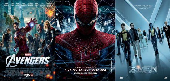 Giant Marvel Cinematic Universe