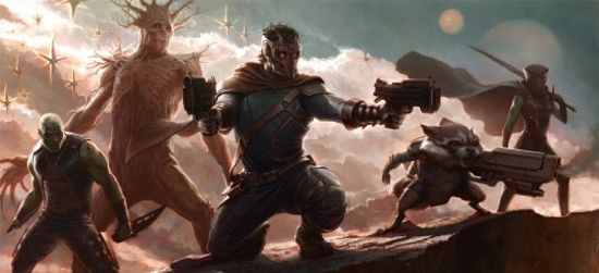 Guardians of the Galaxy rumors