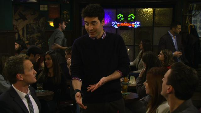 Lord of the Rings, Star Wars References Drive This Week's How I Met Your Mother