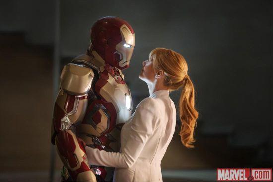 Iron Man 3 Pepper Potts