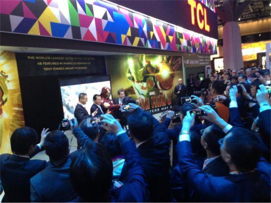 Iron Man 3 TCL