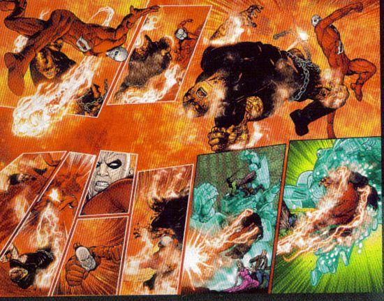The Infernal Core Justice League Dark #16