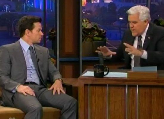 Mark Wahlberg talks Transformers 4 on Tonight Show