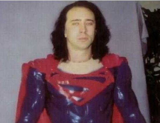 Nicolas Cage Won't Play Any More Comic Characters, Except Maybe Dr. Strange