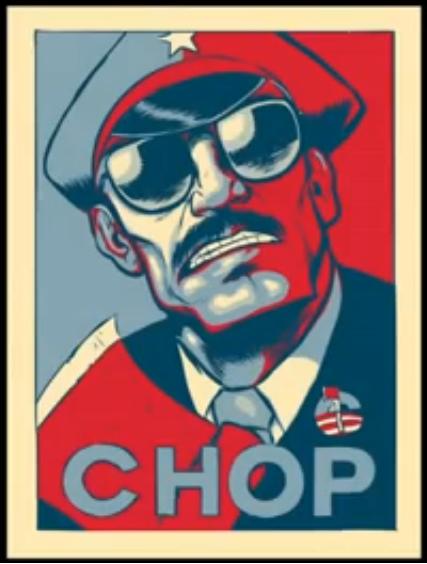 president-axe-cop
