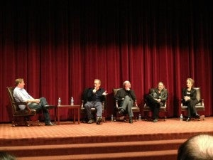 Twin Peaks retrospective panel and Q&A at USC