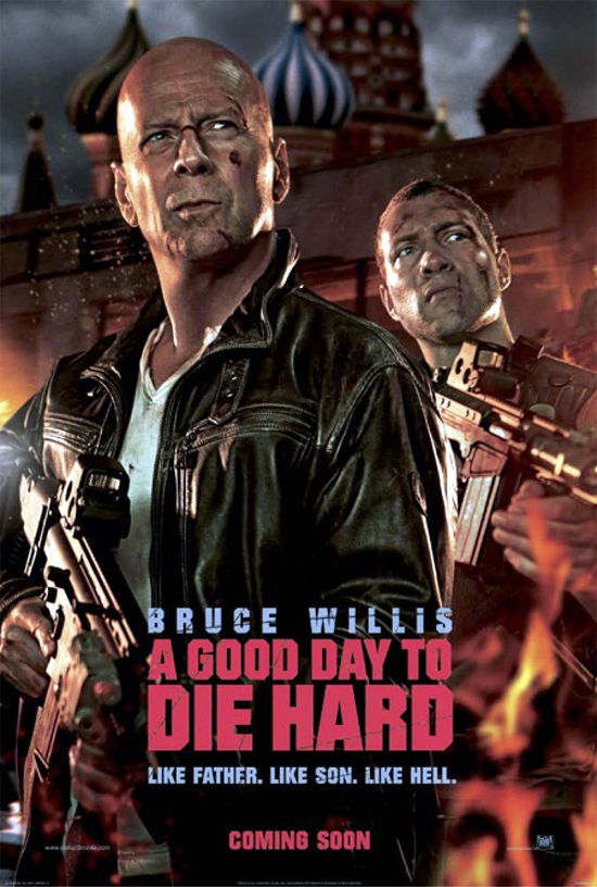 A Good Day to Die Hard to Win Weekend Box Office